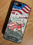 KOOLART AMERICAN MUSCLE CAR FORD GT 40 2005/6 Hard Case For Apple iPhone 5 5s
